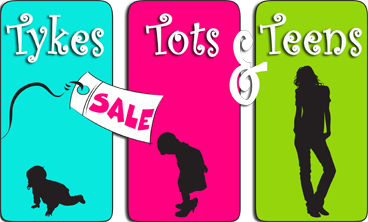 Tykes Tots Teens Consignment Sale